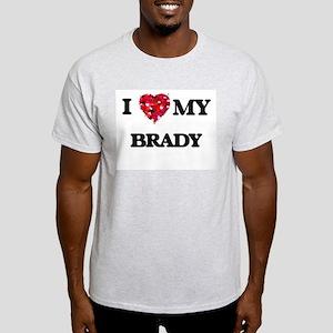 I Love MY Brady T-Shirt