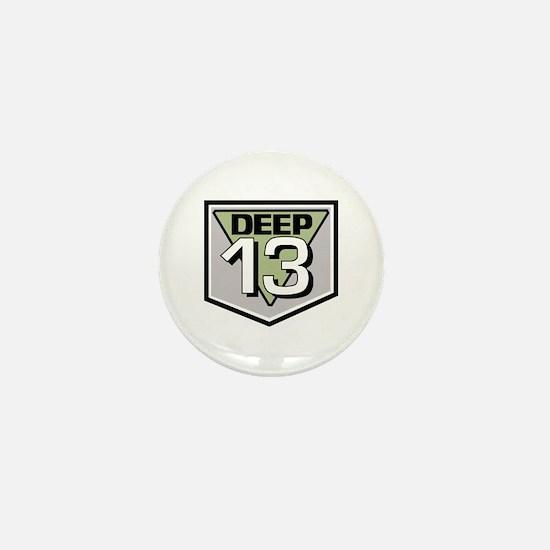 Deep 13 Mini Button
