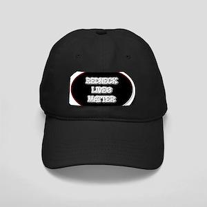 Black and White Rednecks Lives Matter Black Cap