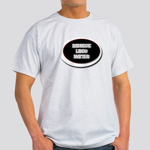 Black and White Rednecks Lives Matter T-Shirt