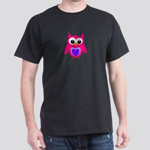 hot-pink-owl-hi T-Shirt
