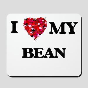 I Love MY Bean Mousepad