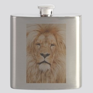 Lion Flask