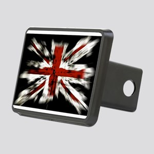 British Flag Union Jack Hitch Cover