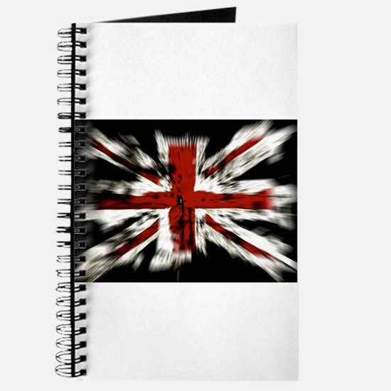 British Flag Union Jack Journal