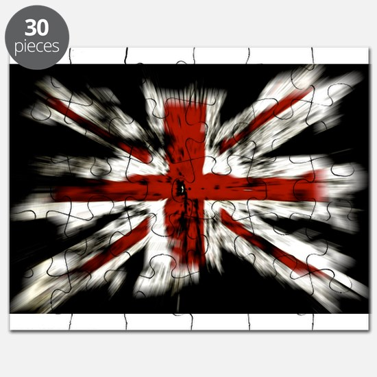 British Flag Union Jack Puzzle