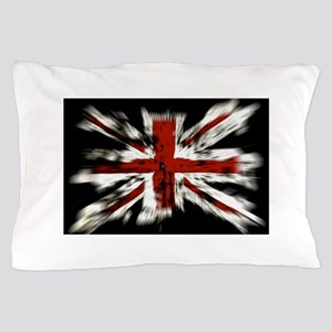 British Flag Union Jack Pillow Case