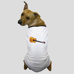 acustic guitar Dog T-Shirt