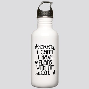 Sorry Plans With The C Stainless Water Bottle 1.0L