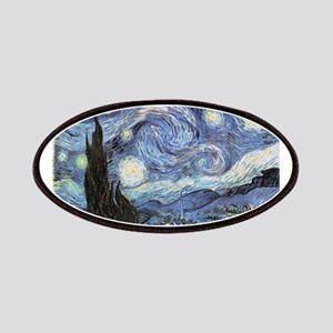 Starry Night Vincent Van Gogh Patch
