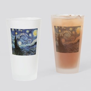 Starry Night Vincent Van Gogh Drinking Glass
