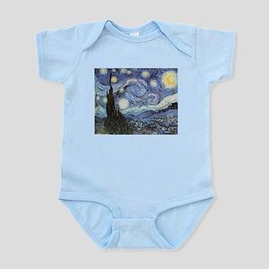 Starry Night Vincent Van Gogh Body Suit