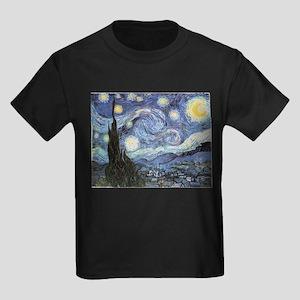 Starry Night Vincent Van Gogh T-Shirt