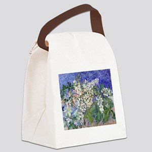 Van Gogh Blossoming Chestnut Branches Canvas Lunch