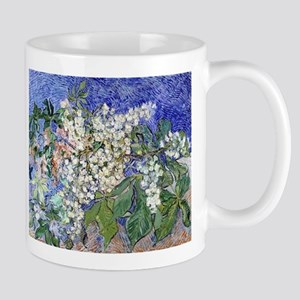 Van Gogh Blossoming Chestnut Branches Mugs
