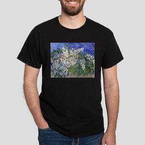 Van Gogh Blossoming Chestnut Branches T-Shirt
