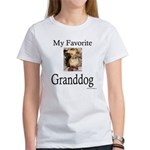 My Favorite Granddog Women's T-Shirt