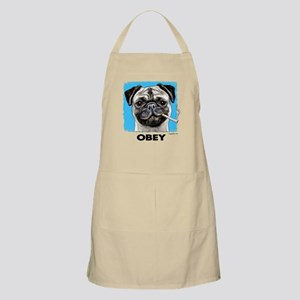Obey Pug Apron