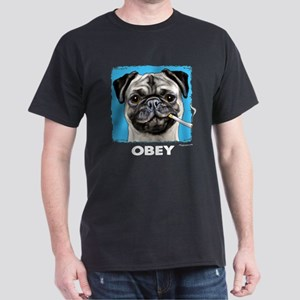 Obey Pug Dark T-Shirt