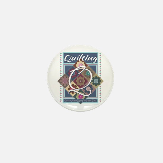 Cute Cross stitch Mini Button