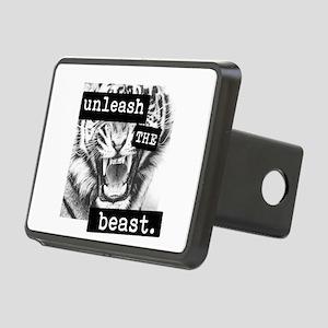 Unleash The Beast Rectangular Hitch Cover