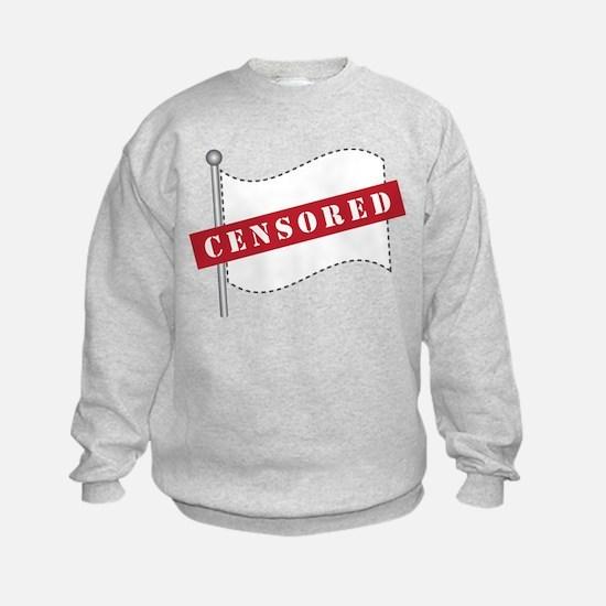 Censored Flag Sweatshirt