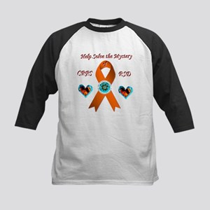 Help Solve the Mystery of CRPS RSD Baseball Jersey
