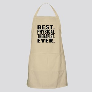 Best. Physical Therapist. Ever. Apron
