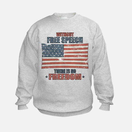 Free Speech Sweatshirt