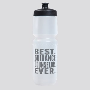 Best. Guidance Counselor. Ever. Sports Bottle