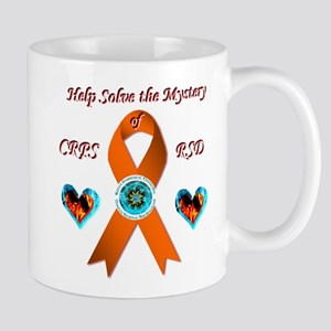 Help Solve the Mystery of CRPS RSD Orange Awa Mugs