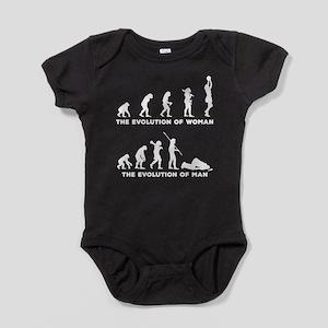 Netball Baby Bodysuit