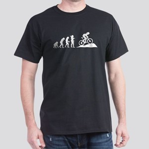 Mountain Biking Dark T-Shirt