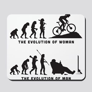 Mountain Biking Mousepad