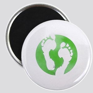 Global Footprint Magnet