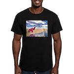 Desert Elephant Quest For Water T-Shirt