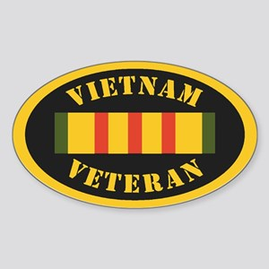 Vietnam Veteran Sticker