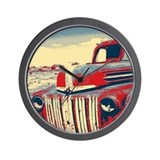 Automobiles Wall Clocks