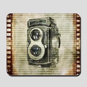 photographer retro camera Mousepad