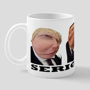 Boris Cameron Osborne: Seriously? Mugs