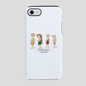"""Jingle Bells"" iPhone 8/7 Tough Case"