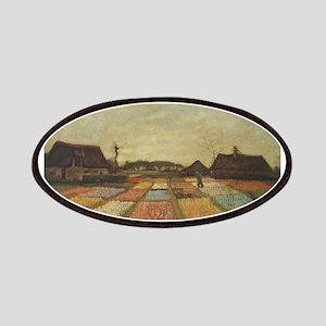Vincent Van Gogh Bulb Fields Patch