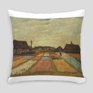 Vincent Van Gogh Bulb Fields Everyday Pillow