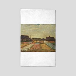 Vincent Van Gogh Bulb Fields Area Rug