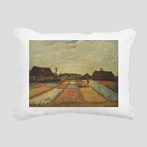 Vincent Van Gogh Bulb Fields Rectangular Canvas Pi