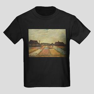 Vincent Van Gogh Bulb Fields T-Shirt