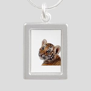 baby tiger Necklaces