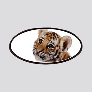 baby tiger Patch