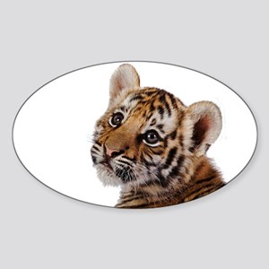 baby tiger Sticker