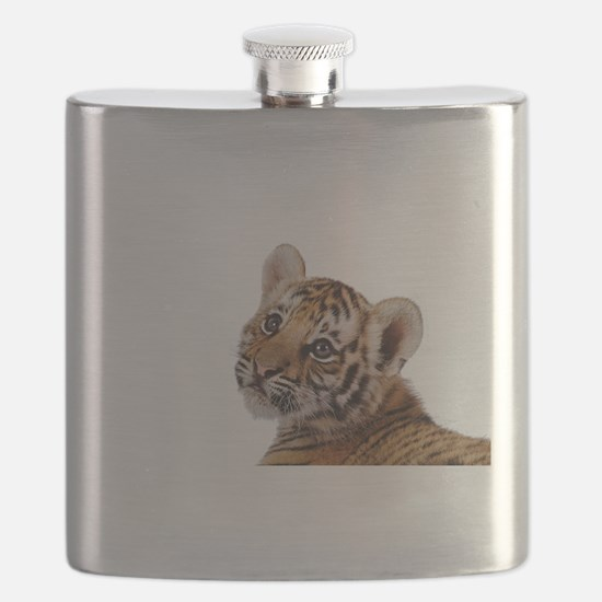 baby tiger Flask